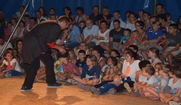 spectacle de magie pour enfants
